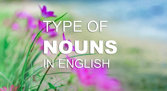 type of nouns in english - pronunciation app